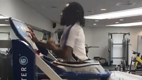 Victor Moses delivers latest Chelsea fitness update ahead of West Brom trip