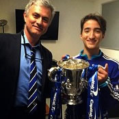 Mourinho's son enjoys win with Chelsea stars