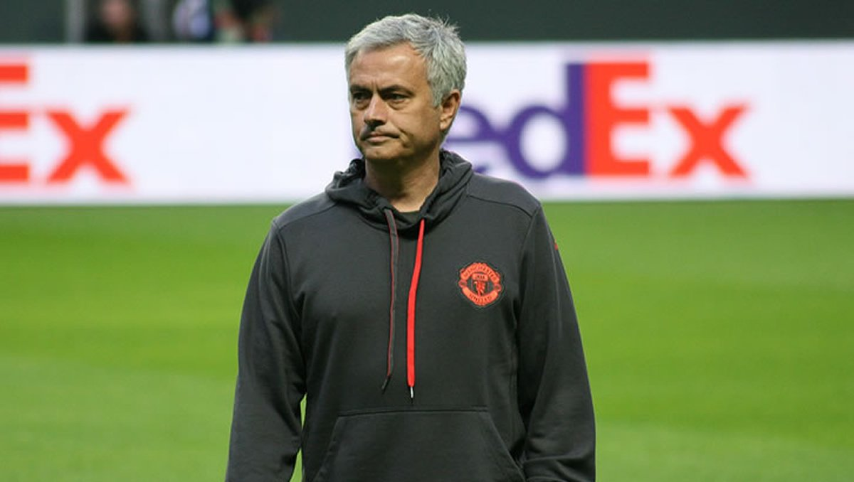 Jose Mourinho (Photo: The Sport Review)