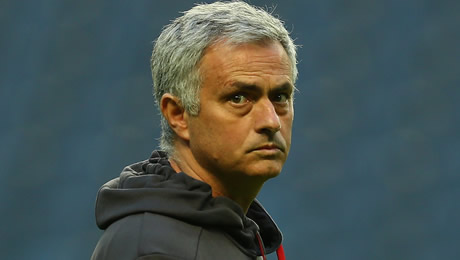 Jose Mourinho: What I told Man United players at half-time of League Cup defeat