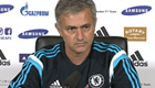 Mourinho shoots down talk of Chelsea quadruple