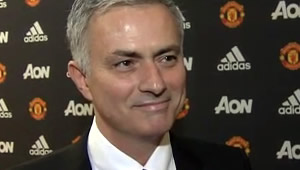 Jose Mourinho tells Man Utd to make £54m striker his first signing – report
