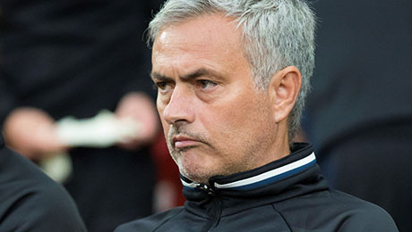Jose Mourinho comes down hard on his Man Utd players after Chelsea defeat