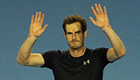 Murray magnificent, but Evans loses as Tomic levels tie