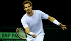 Andy Murray looks at positives after Novak Djokovic loss at Paris Masters