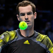 Andy Murray one win from ATP World Tour Finals place