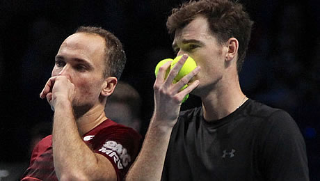 ATP World Tour Finals 2016: Murray and Soares edge to semis and No1 with Bryans win