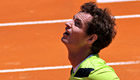 Rome Masters 2014: Murray wins smart replay of Granollers opener