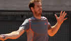 Murray withdraws from Rome Masters due to 'fatigue'