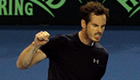 Andy and Jamie Murray steal GB lead in thriller