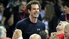 Davis Cup final: Andy Murray leads GB to historic victory in Belgium