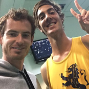 Murray mocks Kokkinakis's gym wear