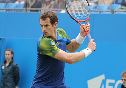 Andy Murray Queens Quarters