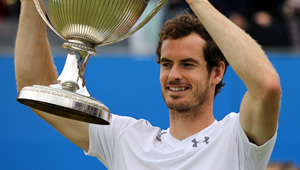 Andy Murray is king of Queen's with record fifth title at Aegon Championships