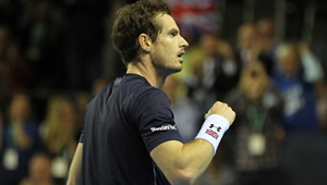Davis Cup 2016: Strong-man Andy Murray answers GB call again to level tie