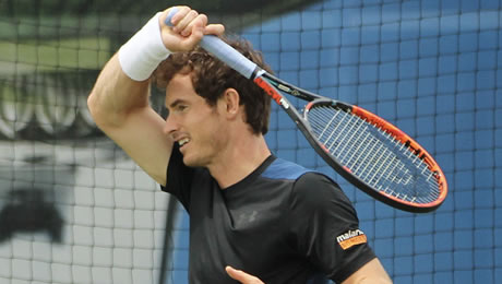 Andy Murray auctions piece of his historic 2016 season for charity