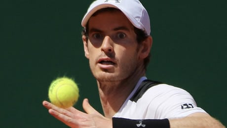 US Open Series: Andy Murray wins first hard-court match in almost 18 months in star-studded Washington