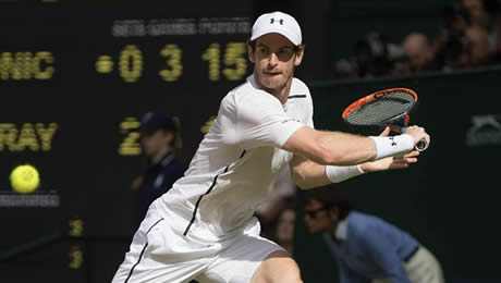 Andy Murray still looking towards Wimbledon: 'I'm hoping I'll be there'