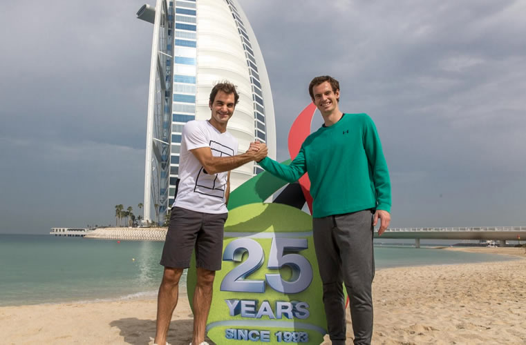 Nice and easy for Federer in DDF Tennis Championships opener