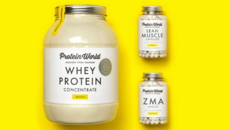The Muscle Collection review – Protein World