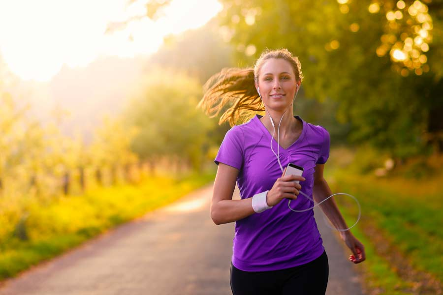 Music While Running