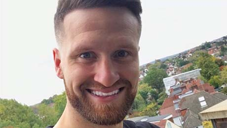 Photo: Shkodran Mustafi sends message to Arsenal fans about fitness setback