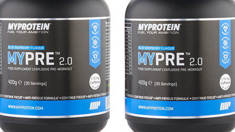 Mypre 2.0 MyProtein review