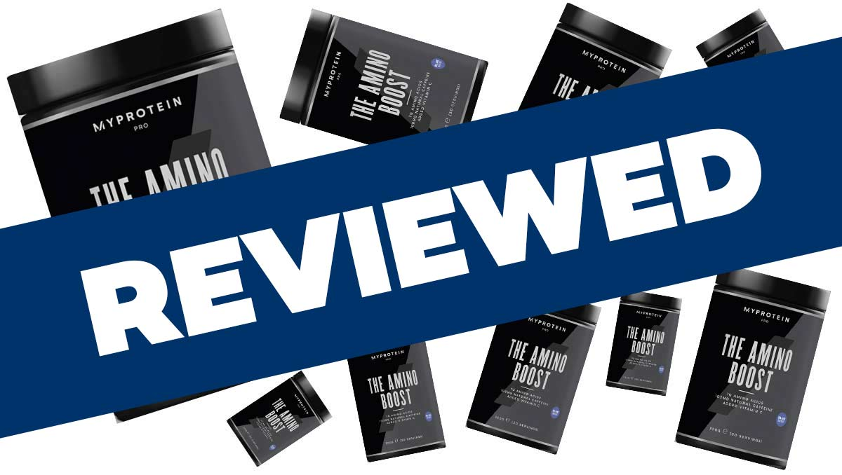 Myprotein THE Amino Boost Review