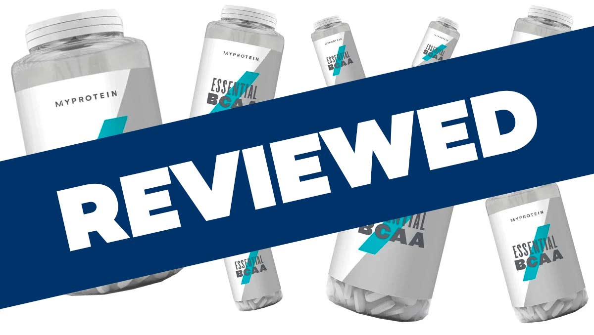 Myprotein Essential BCAA Review