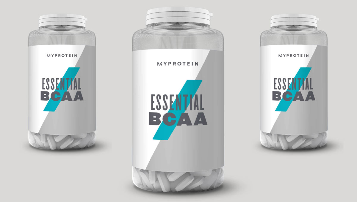Myprotein Essential BCAA Tablets review