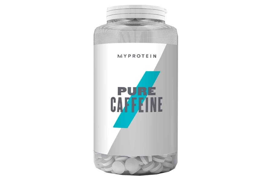 Myprotein Pure Caffeine Tablets