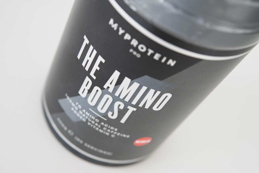 THE Amino Boost Myprotein