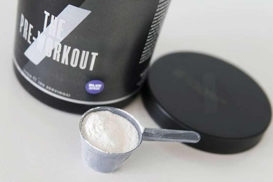 THE Pre-Workout Myprotein