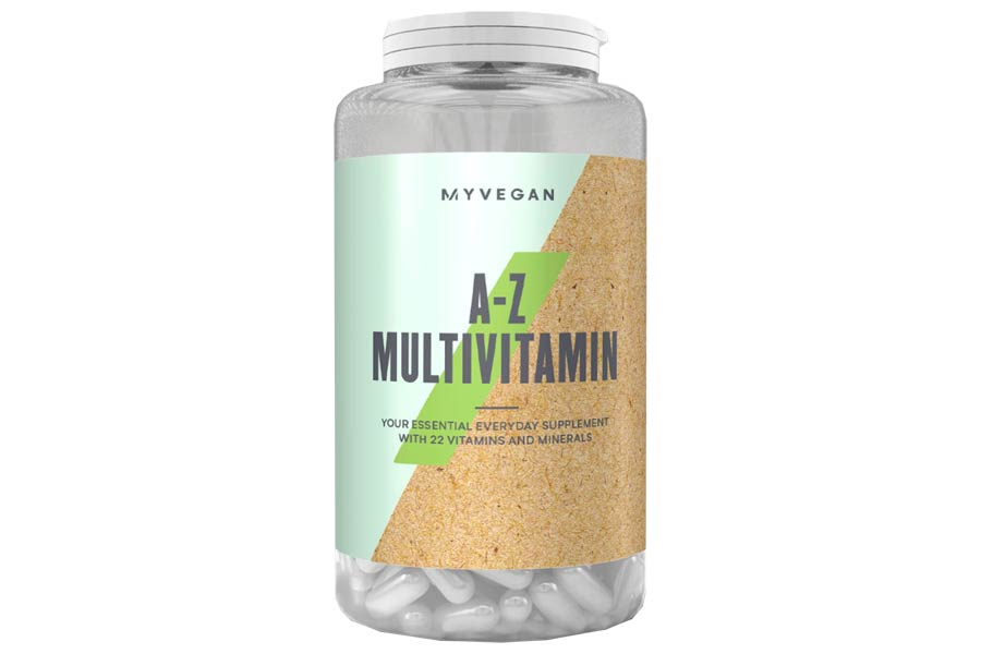 Myvegan A-Z Multivitamin