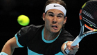 Nadal beats Wawrinka at World Tour Finals