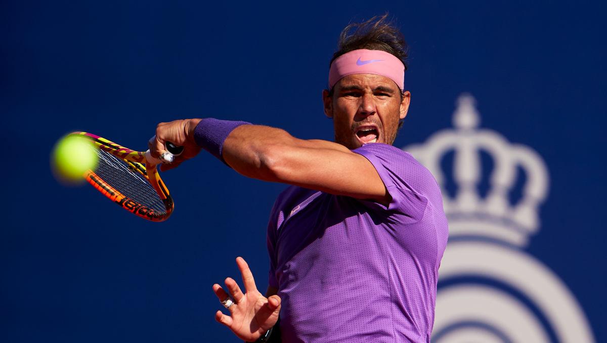 Rafael Nadal (Photo: Barcelona Open Banc Sabadell)