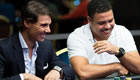 Nadal v Ronaldo! Tennis star accepts football legend's poker challenge
