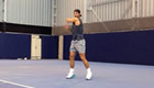 Nadal back in training after appendix surgery