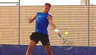 PHOTOS: Nadal trains until dusk on road to recovery