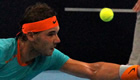 Nadal wins in Basel despite appendix problem