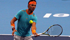 Rafael Nadal: It is 'beautiful' to be in rival Roger Federer's home town Basel