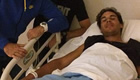 Nadal all smiles after successful appendix surgery