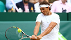 Wimbledon 2015: Rafael Nadal vows to bounce back from 'sad moment'