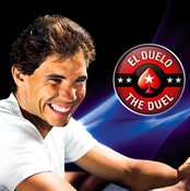 Rafael Nadal readies for Ronaldo poker 'duel' – with some Q&A on the side!