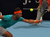 Swiss Indoors 2014: Rafael Nadal relieved after first-round win
