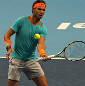 Rafael Nadal calls time on 2014 season after loss to Borna Coric in Basel