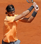 Monte Carlo Masters: Nadal, Djokovic & Federer race to  last eight – literally!