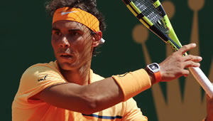 Monte Carlo Masters: Rafael Nadal beats Aljaz Bedene to set Thiem rematch