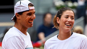 Madrid Open 2016: Nadal, Lopez and Muguruza headline fundraiser for refugees