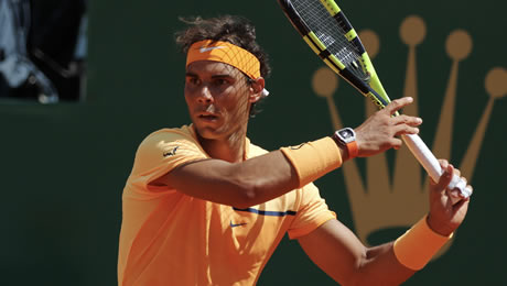 Monte-Carlo Masters 2017: History man Rafael Nadal makes it 10 in Monaco and 50 on clay